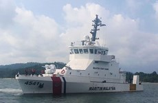 Malaysia đã đánh chìm 13 tàu cá nước ngoài từ đầu năm