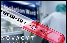 Công ty Novacyt giới thiệu thêm các sản phẩm xét nghiệm COVID-19