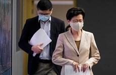 Đặc khu Hành chính Hong Kong hoãn bầu cử hội đồng lập pháp