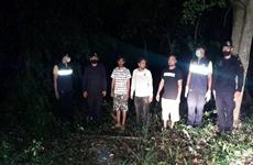 Thái Lan siết chặt an ninh biên giới đối phó với nạn vượt biên