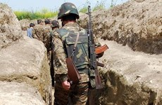 Armenia tìm kiếm hòa đàm với Azerbaijan về vấn đề Nagorno-Karabakh