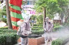 TP. Hồ Chí Minh xử lý các điểm liên quan đến bệnh nhân COVID-19