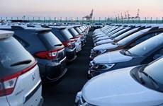 Doanh số bán ôtô tại Nhật Bản giảm tháng thứ 10 liên tiếp