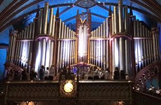 Pháp bắt đầu phục hồi chiếc đàn organ ống của Nhà thờ Đức Bà