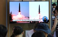 Mỹ đánh giá chương trình tên lửa hạt nhân tầm xa của Triều Tiên