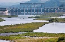Hàn Quốc thị sát đập Gunnam tại biên giới liên Triều