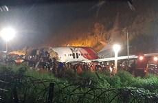 Vụ tai nạn máy bay tại Ấn Độ: 18 người thiệt mạng, 16 người bị thương