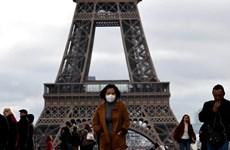 Dịch COVID-19: Pháp bắt buộc đeo khẩu trang ở thủ đô Paris