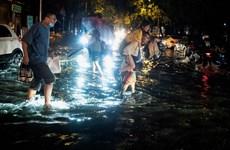 Trung Quốc 'điêu đứng' vì mưa bão gây ảnh hưởng cuộc sống