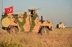Thổ Nhĩ Kỳ triển khai chiến dịch quân sự mới nhằm vào PKK