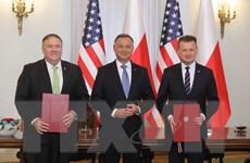 Ba Lan thảo luận với Mỹ về thỏa thuận hợp tác quốc phòng mới
