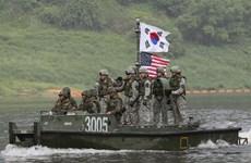 Hàn Quốc và Mỹ điều chỉnh kế hoạch tập trận do dịch COVID-19
