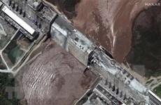 Ai Cập và Sudan thảo luận về vấn đề đập thủy điện Đại Phục Hưng