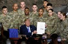 Tổng thống Mỹ bác đề xuất cắt giảm ngân sách cho quân nhân