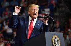 Mỹ yêu cầu khôi phục tất cả các lệnh trừng phạt của LHQ đối với Iran