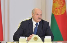 Tổng thống Belarus tái bổ nhiệm Thủ tướng và các thành viên chính phủ