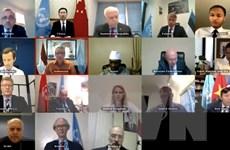 Việt Nam nhấn mạnh nhu cầu cần bảo đảm tình hình an ninh ở Syria