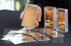 Biên bản họp của Fed đẩy giá vàng thế giới lao dốc hơn 3%