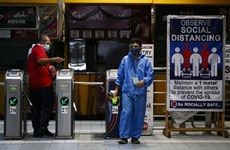 Số ca mắc COVID-19 tại Philippines, Indonesia, Nhật Bản tiếp tục tăng