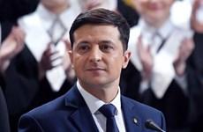 Tổng thống Ukraine muốn đối thoại trực tiếp với người đồng cấp Nga