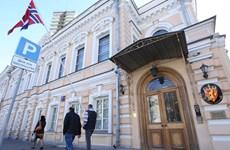 Nga thông báo trục xuất một nhà ngoại giao kỳ cựu Na Uy