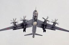 Máy bay NATO chặn phản lực cơ Nga trên vùng Biển Baltic