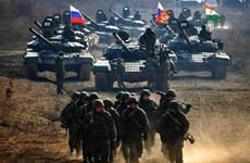 Ấn Độ thông báo không tham gia tập trận quân sự với Nga