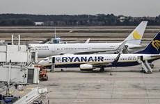 Anh bắt giữ các đối tượng đe dọa an toàn bay của hãng Ryanair