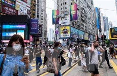 Hong Kong đàm phán về 'bong bóng du lịch' với một số nước