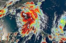 Mỹ ban bố tình trạng khẩn cấp do bão Sally sắp đổ bộ