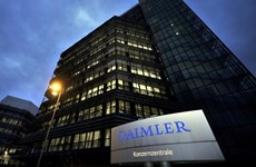Daimler AG nộp phạt 1,5 tỷ USD cho Mỹ do vi phạm luật không khí sạch