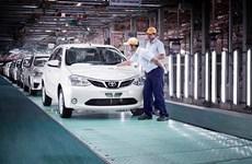 Toyota sẽ tập trung toàn bộ công suất của các nhà máy tại Ấn Độ