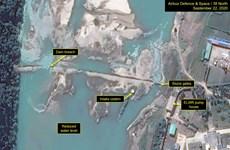 Trang mạng 38 North: Vỡ đập gần khu liên hợp hạt nhân của Triều Tiên