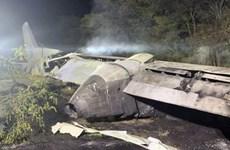 Nguyên nhân sơ bộ vụ rơi máy bay quân sự ở Ukraine