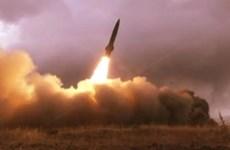 Azerbaijan dùng tên lửa đạn đạo LORA trong xung đột Nagorny-Karabakh