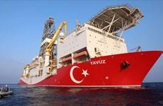 Căng thẳng ở Đông Địa Trung Hải có dấu hiệu hạ nhiệt
