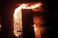 Hàn Quốc: Không có người thiệt mạng trong vụ cháy ở thành phố Ulsan