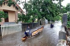 Mưa lũ miền Trung còn diễn biến phức tạp, có nơi đặc biệt mưa to