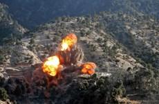 Mỹ không kích các mục tiêu Taliban ở miền Nam Afghanistan