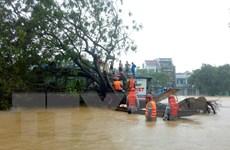 Thừa Thiên-Huế: 6 người thiệt mạng, 3 người mất tích do mưa lũ