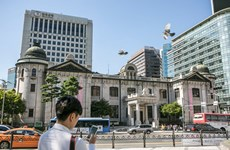 Ngân hàng trung ương Hàn Quốc giữ nguyên mức lãi suất thấp kỷ lục