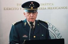 Cựu Bộ trưởng Quốc phòng Mexico Cienfuegos Zepeda bị bắt tại Mỹ