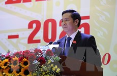 Đồng chí Nguyễn Thành Tâm tái đắc cử Bí thư Tỉnh ủy Tây Ninh