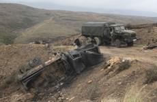 Armenia và Azerbaijan cáo buộc lẫn nhau vi phạm thỏa thuận ngừng bắn