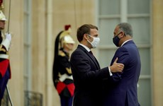 Pháp, Iraq nhấn mạnh tầm quan trọng của cuộc chiến chống khủng bố