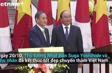 Những nét chính trong chuyến thăm Việt Nam của Thủ tướng Nhật Bản