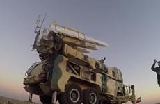 Iran thử nghiệm hệ thống vũ khí trong tập trận phòng không