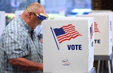 Bầu cử Mỹ 2020: Hơn 50 triệu cử tri đã bỏ phiếu sớm