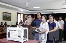 Cộng đồng người Việt tại Lào hướng về đồng bào miền Trung