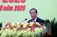 Đồng chí Nguyễn Đức Thanh tái cử Bí thư Tỉnh ủy Ninh Thuận khóa XIV